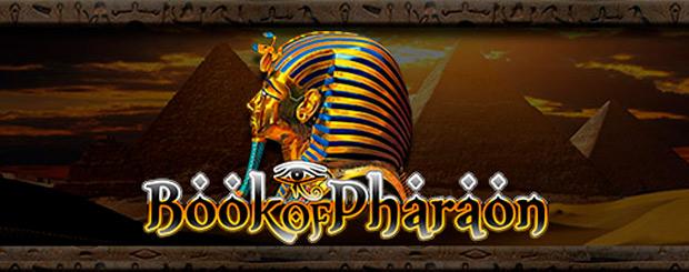 Слот Book of Pharaon