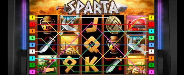 слот о спартанцах